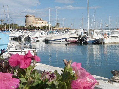 Marina at Torre de la Horadada Long Term Property Rentals and Long Term Property Lets Pinar de Campoverde Costa Blanca in Spain