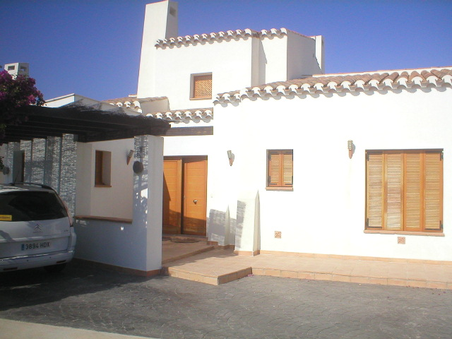 EL VALLE Golf Resort, Murcia  Villa to rent