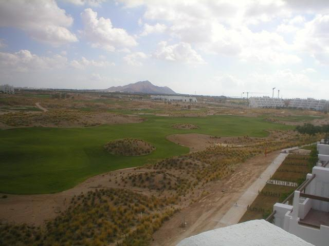 Long Term Property Rentals Golf Resorts Murcia Spain